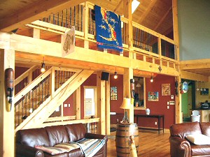 Timber Frame Builders Contractors Construction Remodeling Lehigh Valley Poconos Pennsylvania