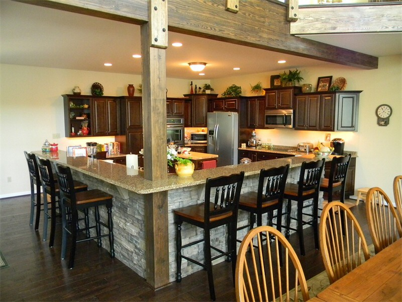 Custom Kitchen Contractors Serving Lehigh Valley, Poconos, PA. By Service Construction Co. Inc.