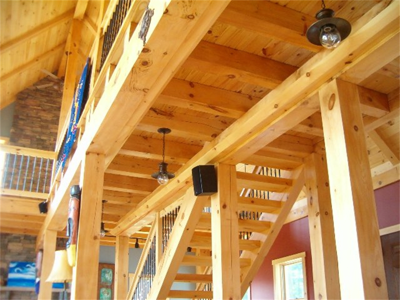 Log Home Builders Log Cabins Timber Frame Home Builders Custom Log Homes Poconos Pa