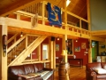 Post And Beam, Lintel, Custom Timber Frame Construction Contracting Pennsylvania, Lehigh Valley, Poconos