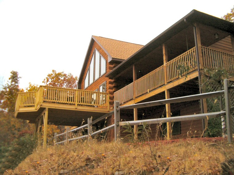 Frame log home plans image search results for Custom a frame homes