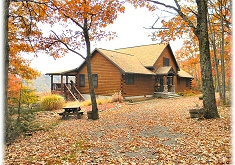 Log Home Built In Poconos, Jim Thorpe, PA. by Service Construction Co. Inc.