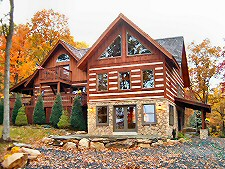 Log Home, Timber Frame, Post Beam, Renovations And Additions Serving Eastern Pa.,Lehigh Valley, Poconos, Lehigh County, Monroe County, Northampton County