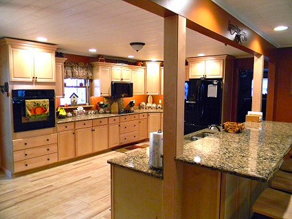 Kitchen Remodeling Contractor Lehigh Valley Poconos Service Construction Co. Inc.