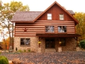 Timber Frame Construction -  Lehigh Valley Poconos PA.