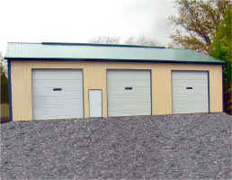 Commercial Construction Contractors - Steel Buildings, Steel Building Sales, Steel Building Contractors, Lehigh Valley, Poconos, PA.